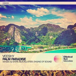 Album cover of Palm Paradise