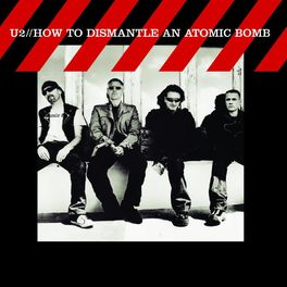 Album cover of How To Dismantle An Atomic Bomb