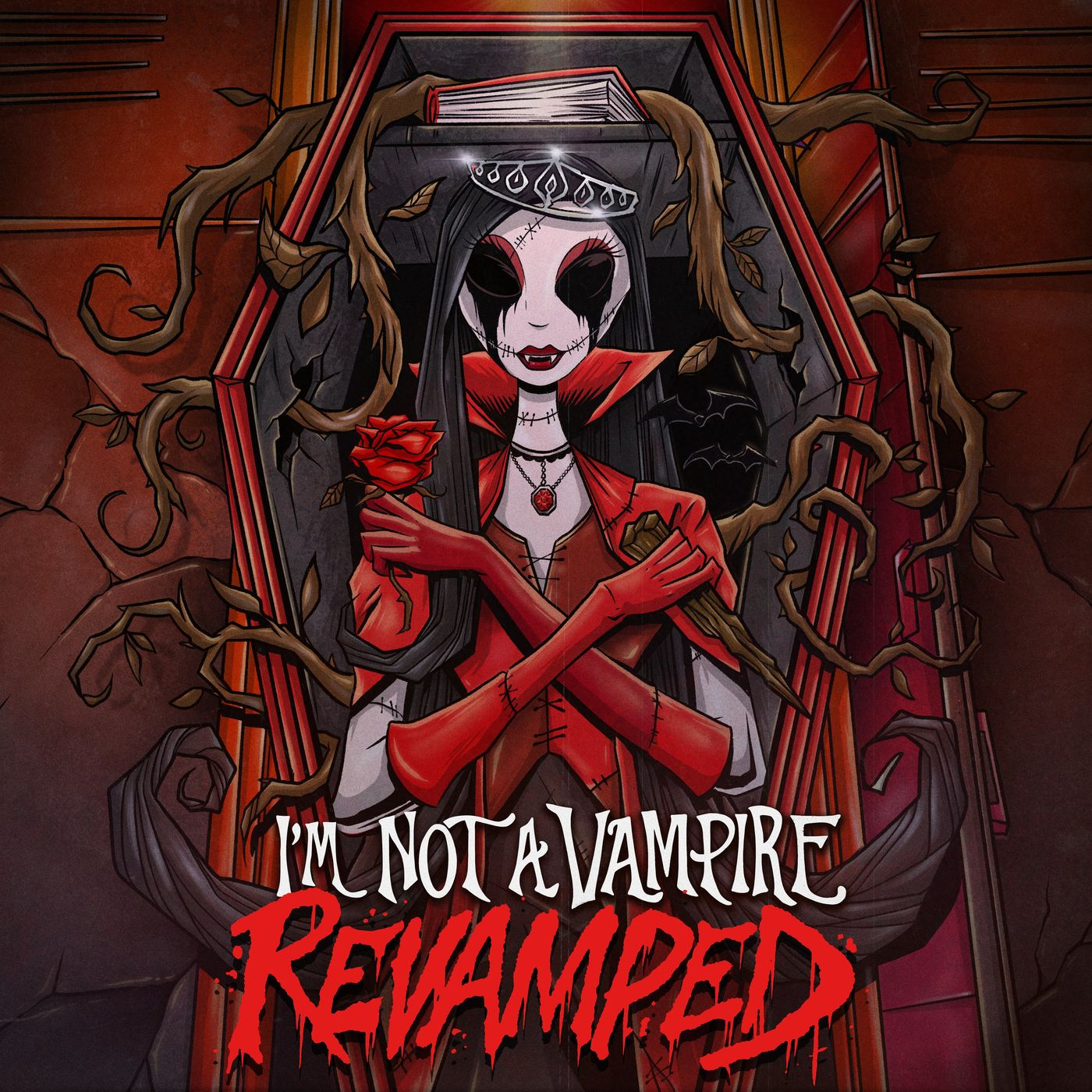 Falling In Reverse - I'm Not A Vampire (Revamped) [single] (2021)