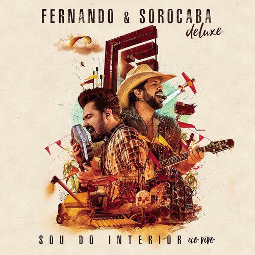 CD Sou do Interior (Ao Vivo) [Deluxe] – Fernando e Sorocaba (2017)