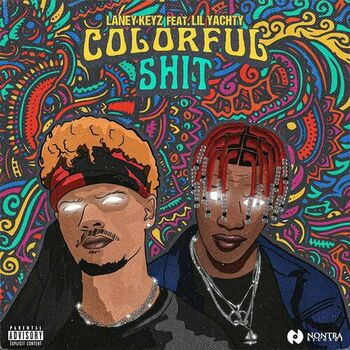 Colorful Shit (feat. Lil Yachty) cover