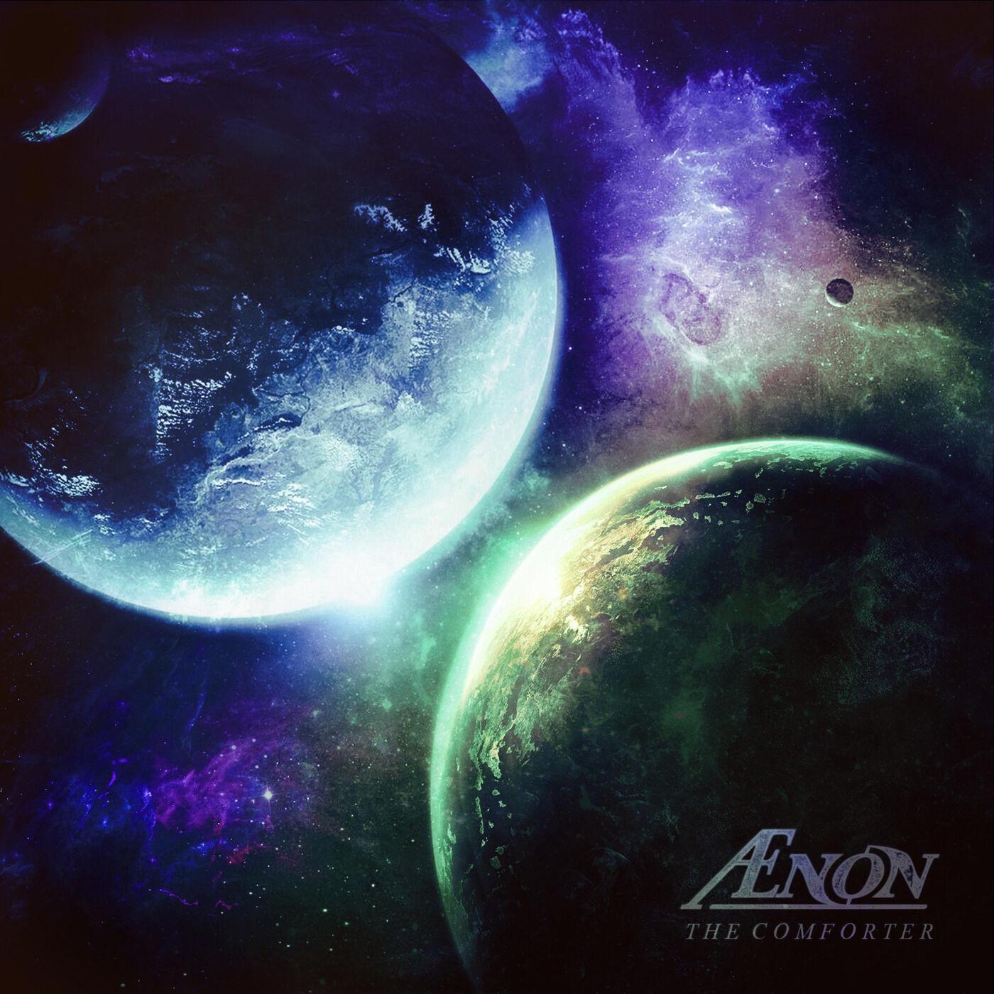 Ænon - The Comforter [EP] (2020)