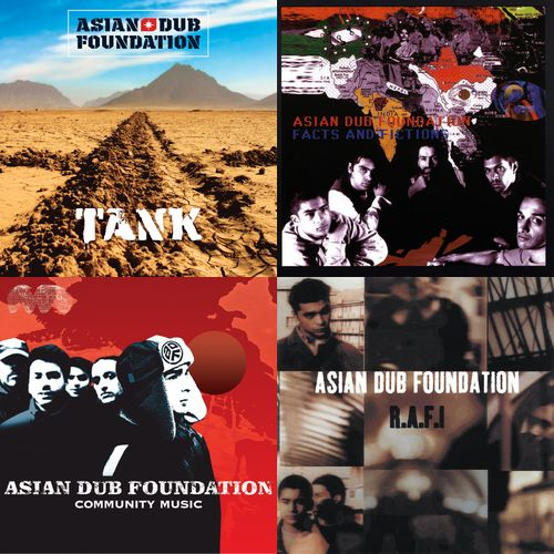 Think, that asian dub foundation taa deem properties turns