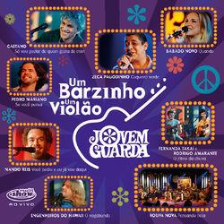 Um Barzinho, Um Violão – Jovem Guarda (Ao Vivo No Rio De Janeiro / 2005) 2019 CD Completo