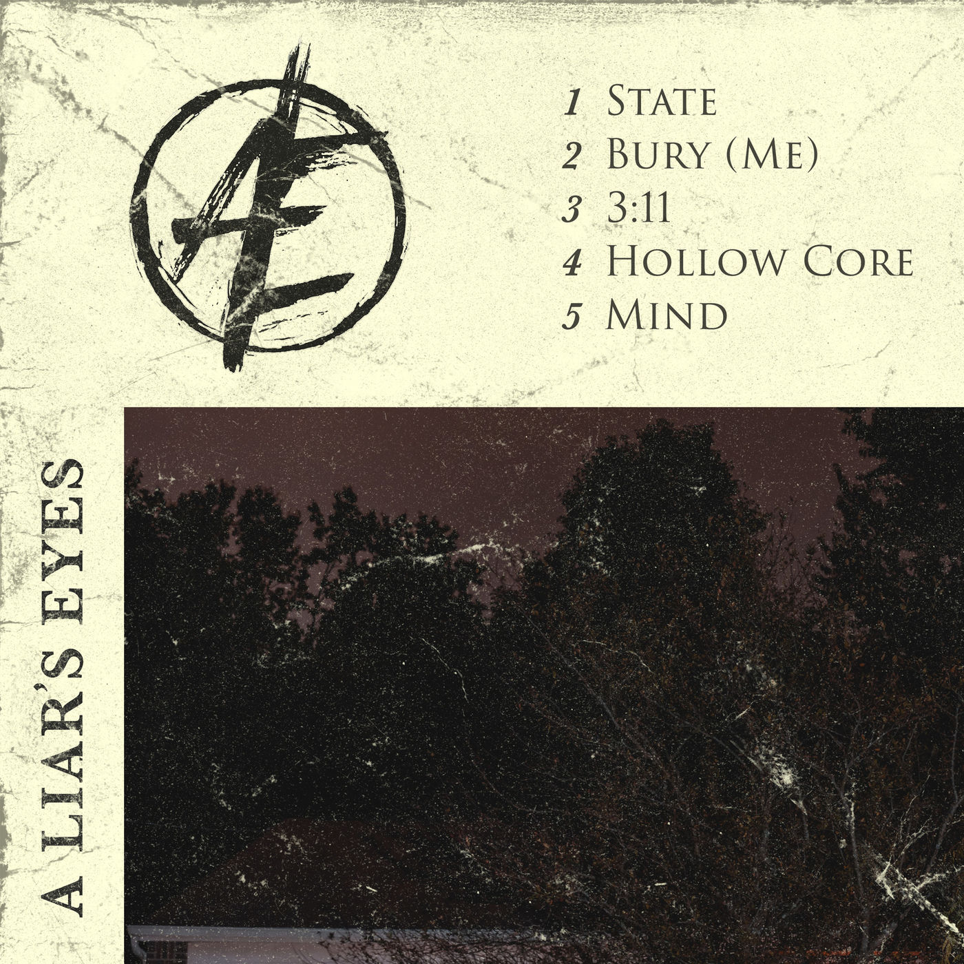 A Liar's Eyes - 20:20 Part I [EP] (2020)