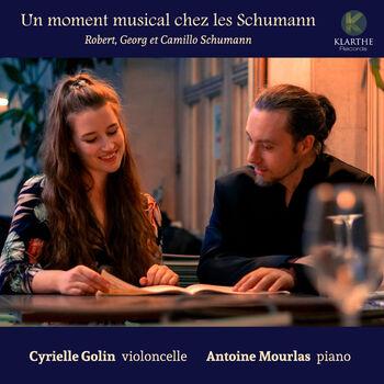 Sonate No. 1, Op. 59: II. Andante Cantabile ed espressivo cover