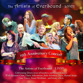 Various Artists - The Artists of Eversound - Live!!