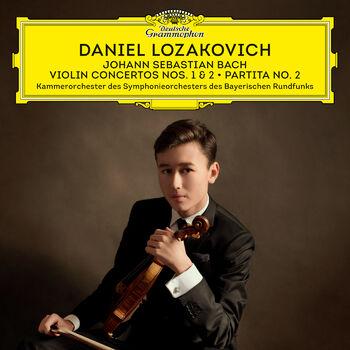 Partita For Violin Solo No.2 In D Minor, BWV 1004 : 1. Allemande cover