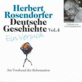 Album cover of Deutsche Geschichte. Ein Versuch Vol. 04 (Am Vorabend der Reformation)