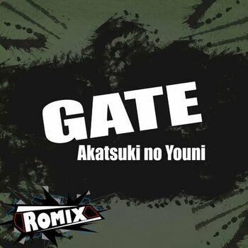 Gate: Sorewa Akatsuki no Youni cover