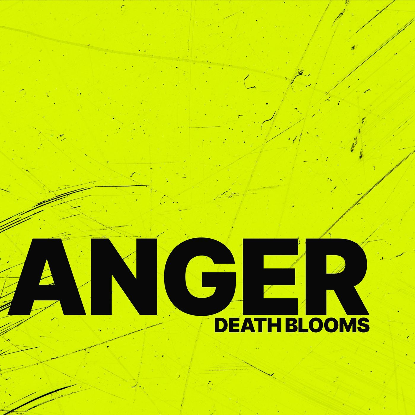 Death Blooms - Anger [single] (2020)