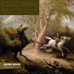 The Legend of Sleepy Hollow (Washington Irving) Audiobook