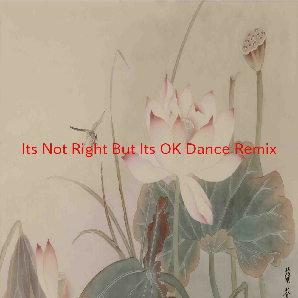 It's Not Right But It's O.K. (Dance Remix) (Complete version originally performed by Whitney Houston)