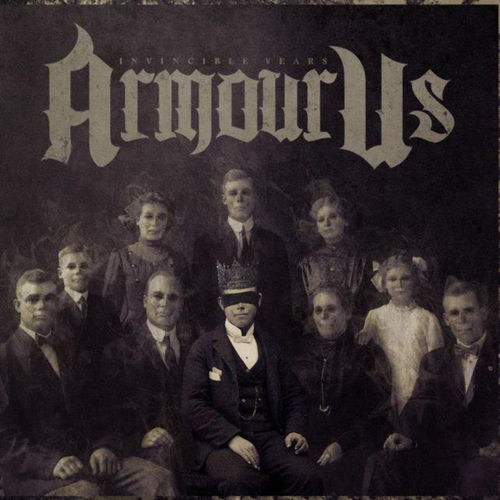 ArmourUs - Invincible Years [EP] (2012)