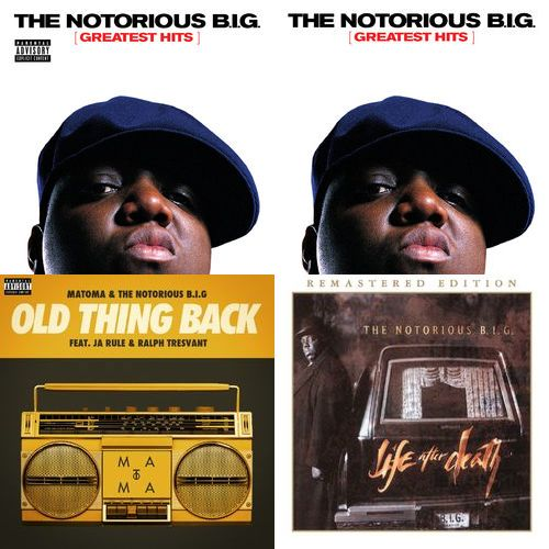 The Notorious B I G ✌ playlist - Listen now on Deezer