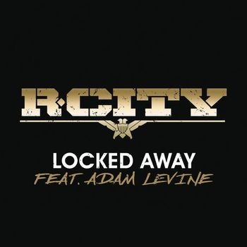Locked Away cover