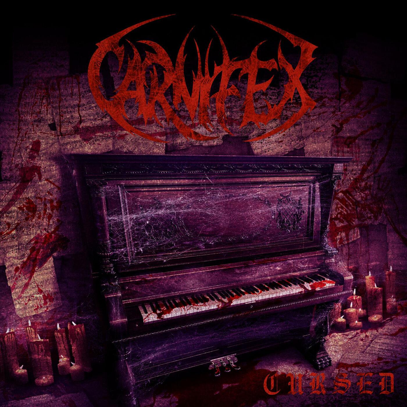 Carnifex - Cursed [single] (2020)
