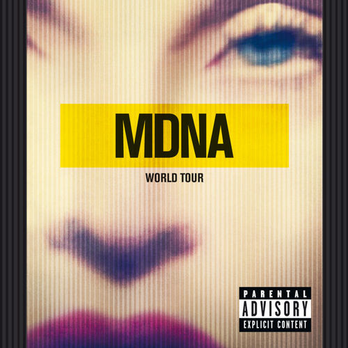 Baixar CD MDNA World Tour – Madonna (2013) Grátis