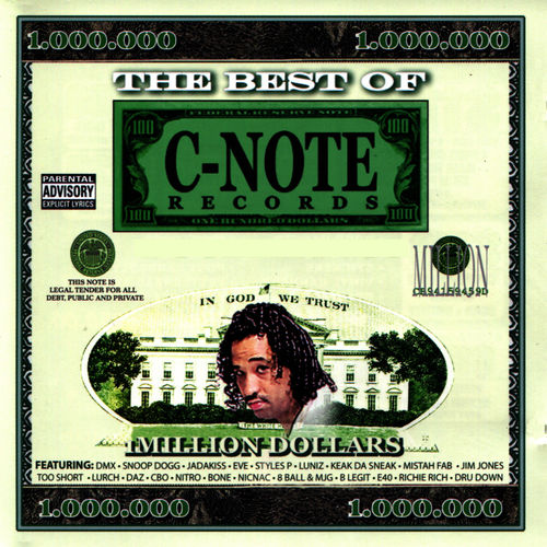 Various Artists: The Best of C-Note Records - Music