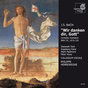Gott, man lobet dich in der Stille, BWV 120 : 6. Choral