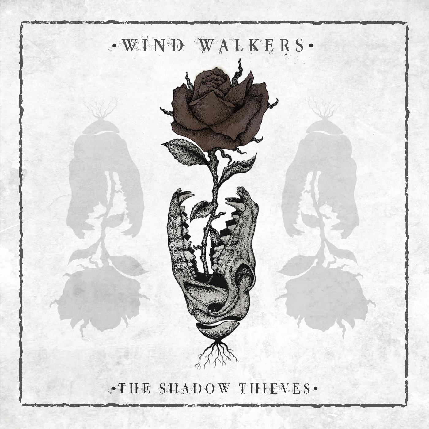 Wind Walkers - The Shadow Thieves [EP] (2016)