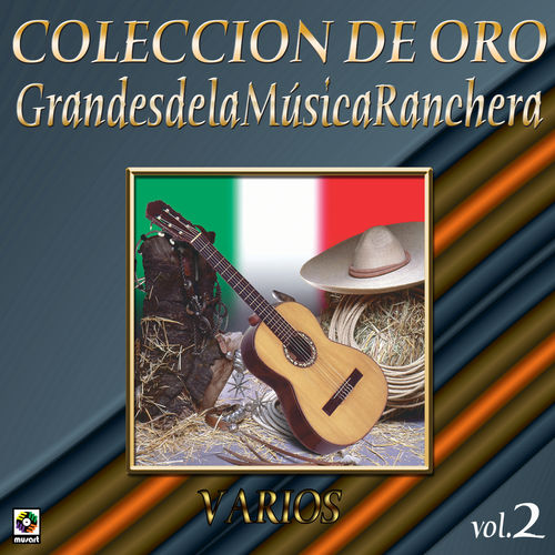 Cd  Colección de Oro Vol. 2 Grandes de la Musica Ranchera 500x500-000000-80-0-0
