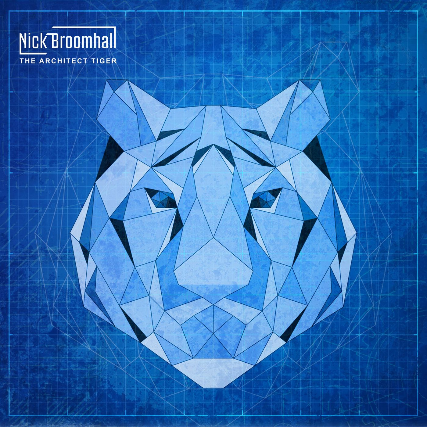 Nick Broomhall - The Architect Tiger [EP] (2019)