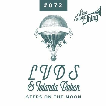 Steps on the Moon cover