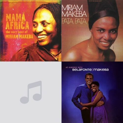 miriam makeba playlist - Listen now on Deezer | Music Streaming