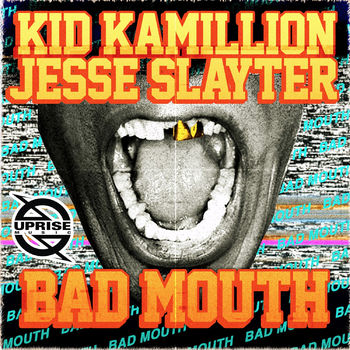 Bad Mouth (feat. Jesse Slayter) cover