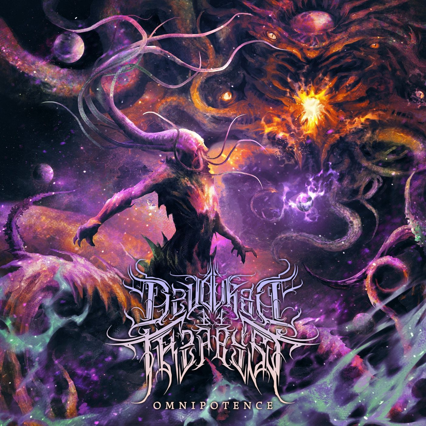 Devoured by the Abyss - Omnipotence (2020)