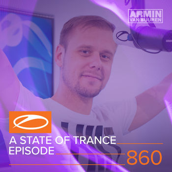 Out Of The Dark (ASOT 860) cover