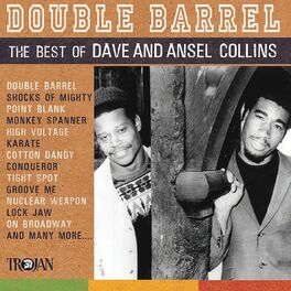 Album cover of Double Barrel - The Best of Dave & Ansel Collins
