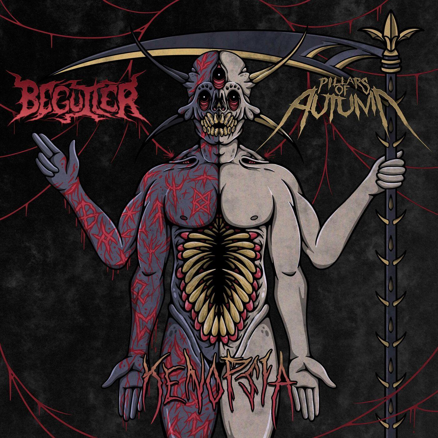 Beguiler / Pillars of Autumn - Kenopsia [split EP] (2020)