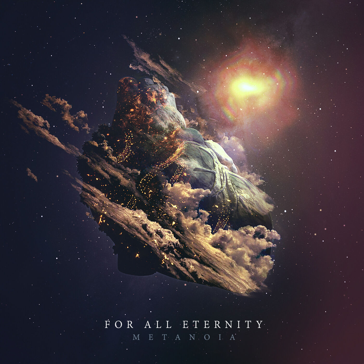For All Eternity - Metanoia (2015)