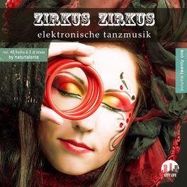 Album cover of Zirkus Zirkus, Vol. 21 - Elektronische Tanzmusik