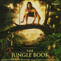 The Jungle Book 2016 Music