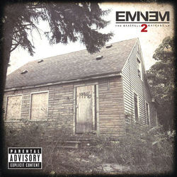 Eminem – The Marshall Mathers LP2 (Deluxe) 2013 CD Completo