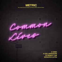 Album cover of Common Lives