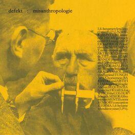 Album cover of Misanthropologie