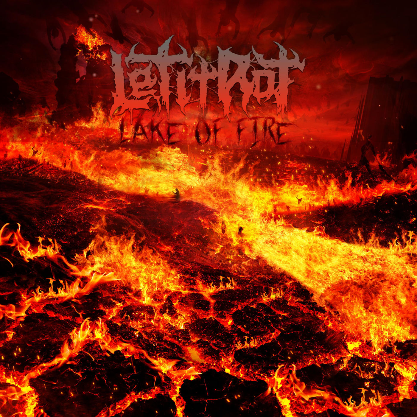 Let It Rot - Lake Of Fire [single] (2020)