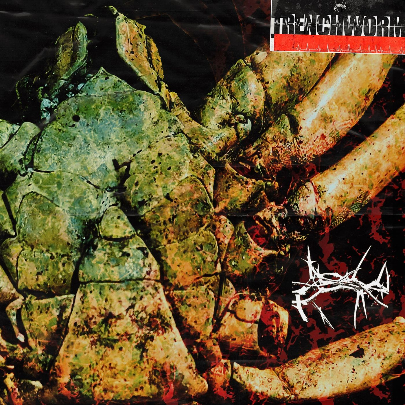 trenchworm - The Map of Flesh [single] (2020)