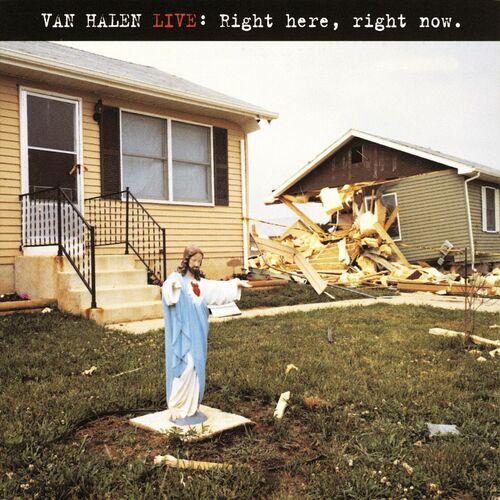 Baixar CD Van Halen Live: Right Here, Right Now – Van Halen (1993) Grátis