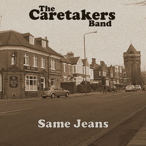 The Caretakers Band: Same Jeans (Live @ Shooters Hill '14