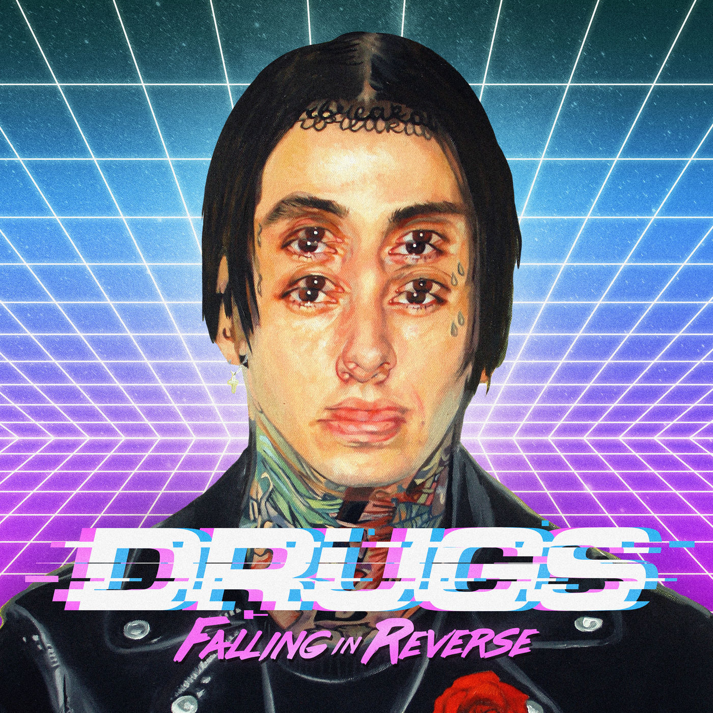 Falling In Reverse - Drugs [single] (2019)