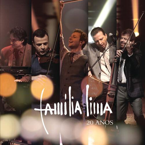 Baixar CD Família Lima 20 Anos (Live) – Familia Lima (2015) Grátis