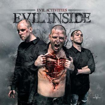 Evil Inside cover