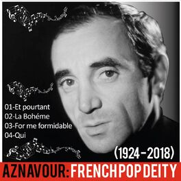 Charles Aznavour: Aznavour (French Pop Deity) - Music