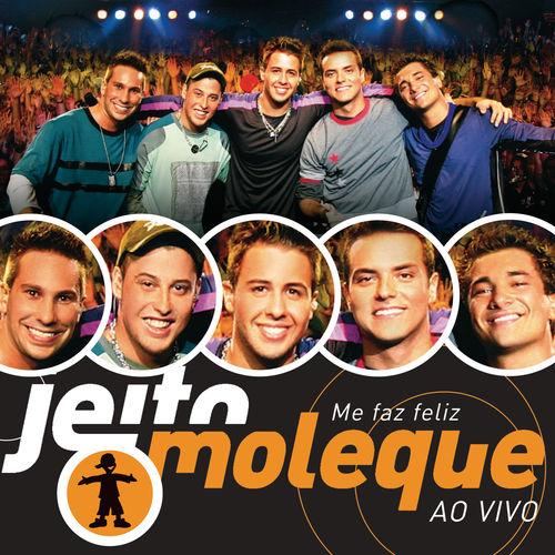 Baixar CD Me Faz Feliz (Ao Vivo) – Jeito Moleque (2005) Grátis