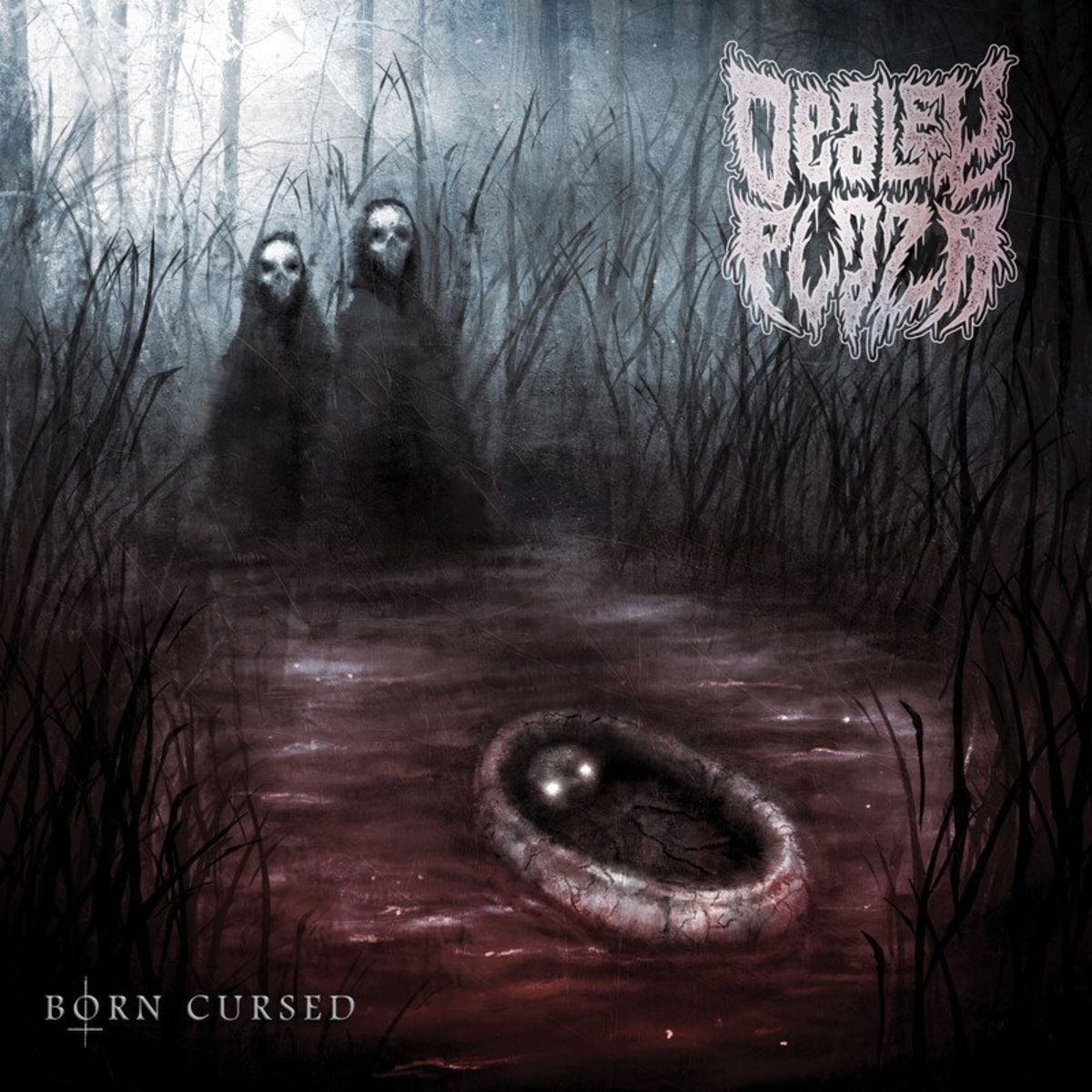 Dealey Plaza - Born Cursed [EP] (2020)